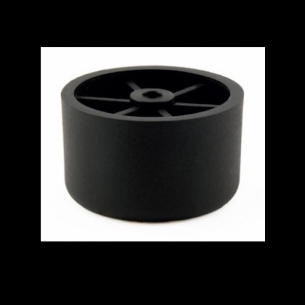 RundModell 30mm flanschlosen