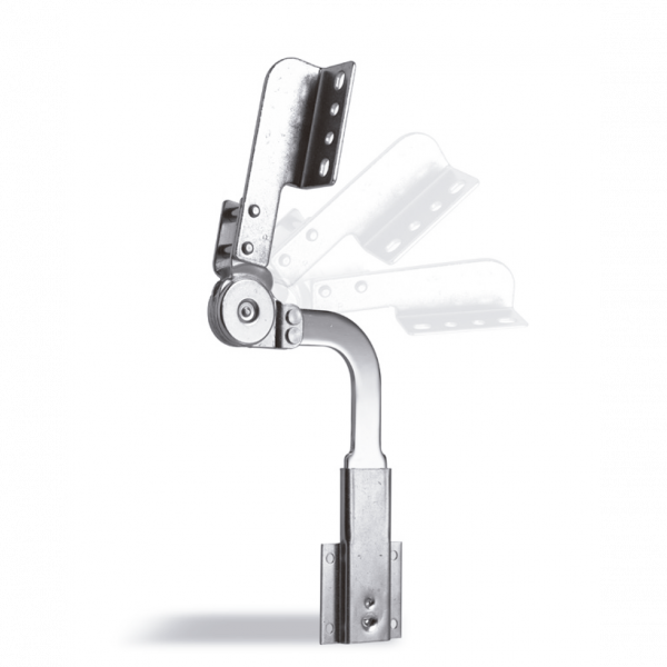 Flat Chrome headrest - Suministros Lomar