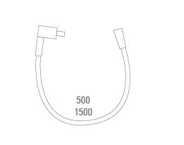 Câble de connexion arrière au transformateur - Technicien