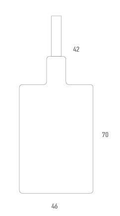 Adaptador base cargador inalámbrico - Suministros Lomar