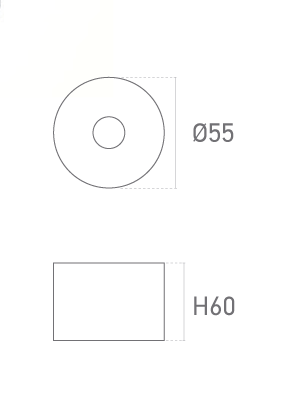 Mod. Redonda 6 - Plano técnico - Suministros Lomar