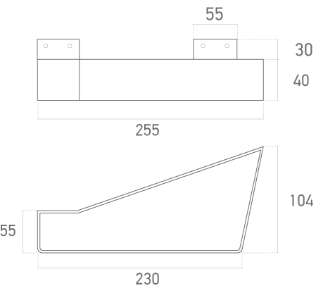 Mod. 321-007 - Plano técnico - Suministros Lomar