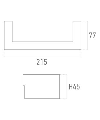 型号: 8 嵌入式