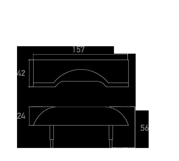 Steckgriff Kanapee - Technische Ebene - Suministros Lomar