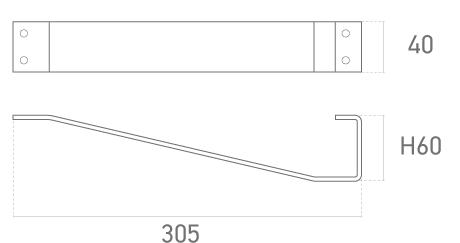 Mod. 321-003 - Plano técnico - Suministros Lomar