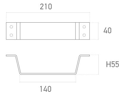 Mod. 321-013 - Plano técnico - Suministros Lomar