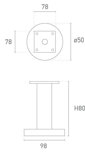 Mod. Firenze - Piano tecnico - Suministros Lomar