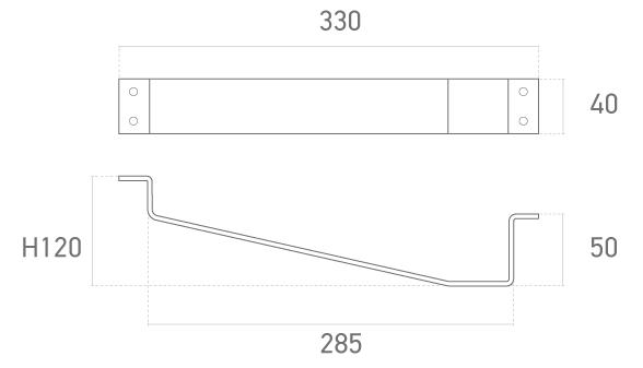 Mod. 321-002 - Plano técnico - Suministros Lomar