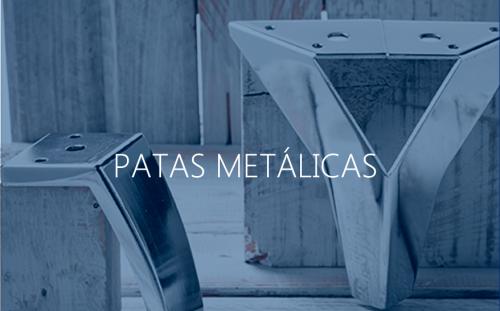 Categoría productos Patas metálicas