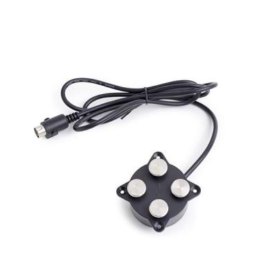 Botonera tactil empotrada con 2 botones